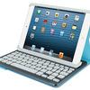 ロジクール キーボードフォリオミニが新発売:1台3役のiPad mini向けキーボードカバーケース