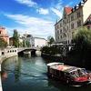 スロベニア リュブリャナでラーメンを食べたお話