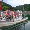 7月31日、鷺浦最大のお祭り