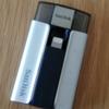 USBからTYPE-Cへ変換