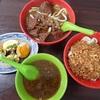 【台湾の二郎】老牌牛肉拉麺大王(台北)
