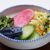 高血圧の食事について⑥ 梅干しと漬物の塩分は多いので気を付けましょう。
