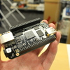 Beaglebone Black rev.c初回起動の記録