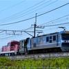 京葉臨海鉄道向けDD200-801甲種輸送の撮影