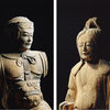 【神奈川】相模国総社六所神社(大磯町)の神像を拝む
