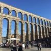 Segovia観光の王道3大ルート/白雪姫のお城から水道橋へ