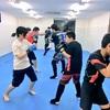 キックボクシング!!