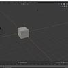 Blender 2.8でモデリングする その3(オススメの画面構成)