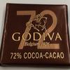 どのチョコも完成度が高いです ∴ ゴディバ 丸井今井札幌本店(GODIVA)