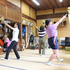 ご例祭の準備 悠久の舞姫と氏子会の青年たち