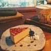 【神戸三宮:カフェ】 ひとり時間を過ごすのにおすすめ チーズケーキと珈琲の『カフェ ケシパール』