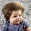 赤ちゃんの髪の毛・・・。いつ切るの?