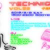 TECHNIQUE92_at_Koenji4th//Sep2018