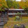 中禅寺金谷ホテル・コーヒーハウスの秋(栃木県日光市)~つくば市とその周辺の風景写真案内(247)