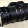 マイ機材 - SIGMA APO 50-500mm F4.5-6.3 DG OS HSM