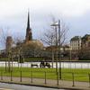 ヨーロッパの玄関口フランクフルト観光-ドイツ フランクフルト旅行記(2011/12)