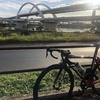 【ロードバイク】外練: 宇都宮森林公園まで+にて 197km