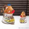 【干支飾り】佐賀の縁起物 のごみ人形の餅乗り亥のこ