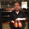 【好きなこと】買ったばかりの革靴。履く前に最高のメンテナンスを施すのが大切。
