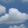 雲フェチの昼休み~その4