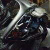 #バイク屋の日常 #ホンダ #フォルツァSI #外装交換 #私だけ