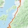 R熊本BRM0912 200km 八代海