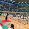 全日本少年少女少林寺拳法大会に出席