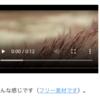 はてなブログに動画を直接貼る埋め込み方法