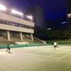 2017.9.2靭テニスセンター土曜練習会