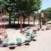 【札幌 清田区】平岡公園の遊具広場は超穴場!円形に配置された遊具で見守りもラクチン。