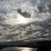 朝のご臨在   〜不思議な雲