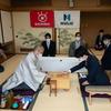 棋聖戦の5番勝負の第1局、藤井七段が勝ちました。アッパレ!