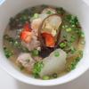 肉団子と冬瓜の中華スープ