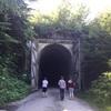 あまりにも暑いのでトンネルで避暑ロング走してきた週