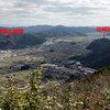 兵庫県神崎郡市川町の谷城跡と飯盛山城跡