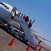 東ティモールの首都ディリ(DIL)から帰ります。