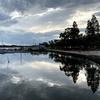 I💛我孫子 手賀沼公園 平和の記念碑 平和の灯