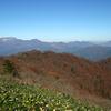 二度目の毛無山、伯耆大山を臨む展望と紅葉で満足