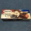 ハーゲンダッツの新商品!クランチークランチのダブルクッキー&クリームを食べてみた!