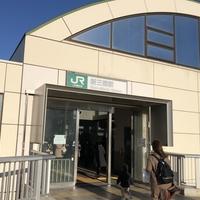三郷市 新三郷駅前でラジオ受信