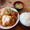 🚩外食日記(98)    宮崎   「竜宮ラーメン」② より、【チキン南蛮定食】‼️