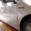 プリウス(フェンダーパネル・ドア)キズ・ヘコミの修理料金比較と写真 初年度H24年、型式ZVW30