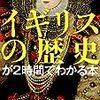 歴史の謎を探る会『イギリスの歴史が2時間でわかる本』 基礎から学び博識な文化人を目指す