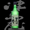 津島屋外伝、純米大吟醸、四十一才の春は争いを好まない穏やかな性格