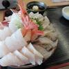 「魚市場食堂」 富山県氷見漁港