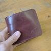 スキモレザーのお財布。と営業日