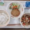 今日の給食 米沢(山形)名物の芋煮