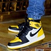 "【リーク】""NIKE AIR JORDAN 1 YELLOW TOE"""
