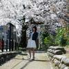COCOROちゃん その17 ─ 桜よ咲いてよ咲いて咲いてお散歩撮影会2021 ─