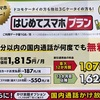NTT docomo「はじめてスマホプラン」